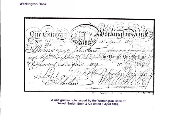 Workington Bank Note